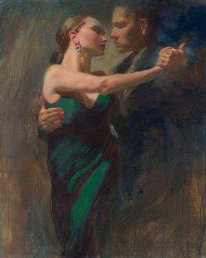 Tango I by Michael Alford
