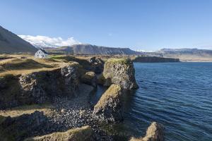 Arnarstapi, Snaefellsnes Peninsula, Iceland, Polar Regions by Michael
