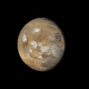 Mars in Northern Spring by Michael Benson