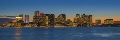 Boston Skyline - Panorama