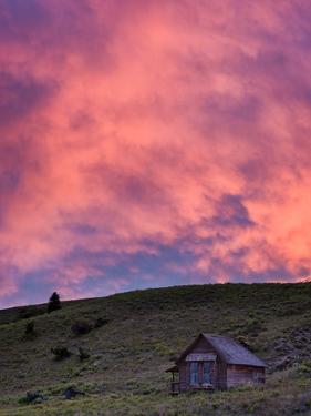 Farmhouse Glow by Michael Blanchette Photography