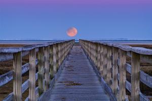 Moonwalk by Michael Blanchette Photography