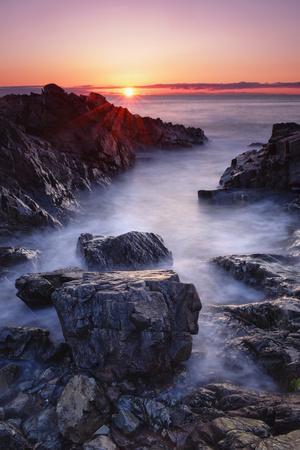 Sunrise at Marginal Way