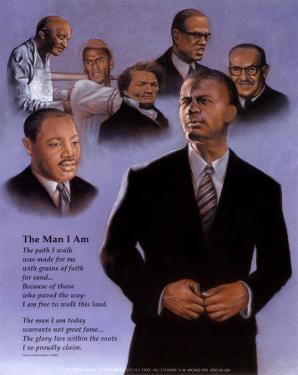 The Man I AM by Michael Boym