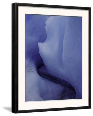 Glacier, Chile by Michael Brown