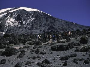 Kilimanjaro's Summit, Kilimanjaro by Michael Brown