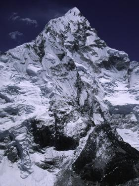 Mount Ama Dablam, Nepal by Michael Brown