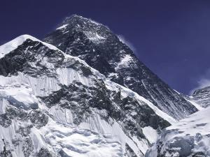 Mount Everest, Nepal by Michael Brown