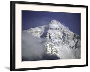 Mount Everest Northside, Tibet by Michael Brown