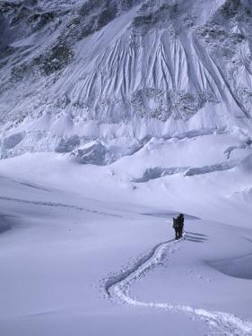Mountaineering Everest, Nepal by Michael Brown