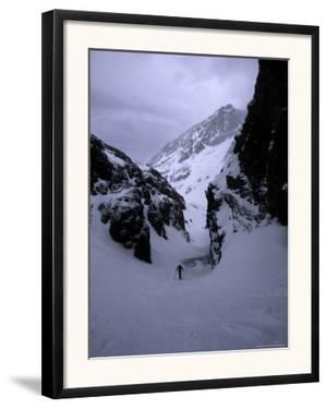 Ski Mountaineering by Michael Brown