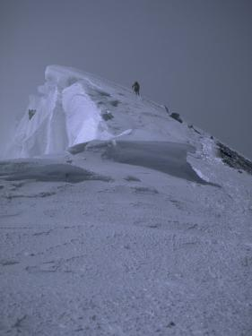 South Summit of Everest, Nepal by Michael Brown