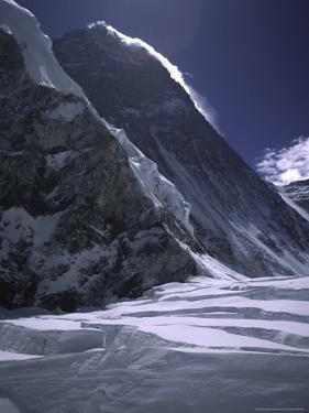 The Southside of Everest, Nepal by Michael Brown
