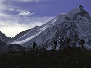 Trekking in Mera, Nepal by Michael Brown