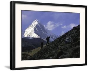 Trekking in Nepal by Michael Brown