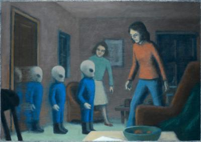 Andreasson Abduction by Michael Buhler
