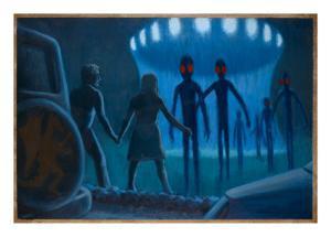 Cahill UFO Abduction by Michael Buhler