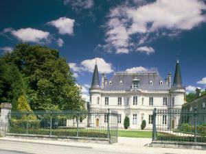 Chateau Palmer, Medoc, Aquitaine, France by Michael Busselle