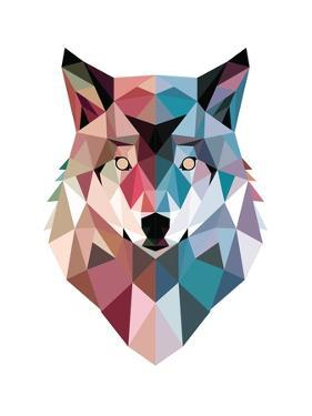 Geo Wolf by Michael Buxton
