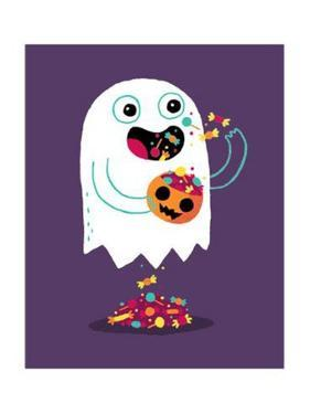 Ghost Candy by Michael Buxton