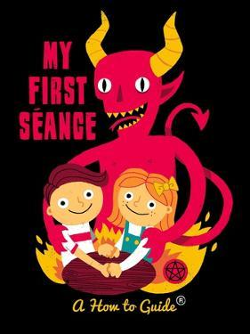 My First Seance by Michael Buxton