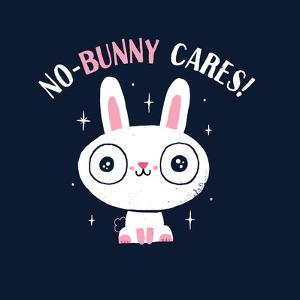 No Bunny Cares by Michael Buxton