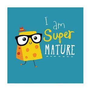 Super Mature by Michael Buxton