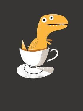 Tea Rex by Michael Buxton