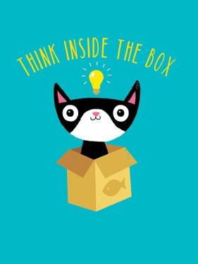 Think Outside the Box by Michael Buxton