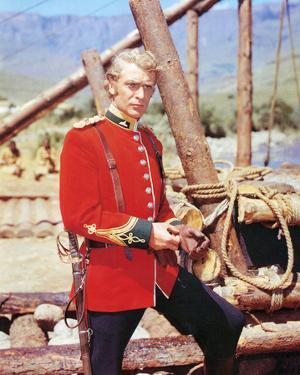 Michael Caine, Zulu (1964)