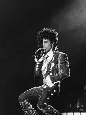 Prince and The Revolution - 1984 by Michael Cheers