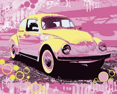 Vintage Beetle by Michael Cheung
