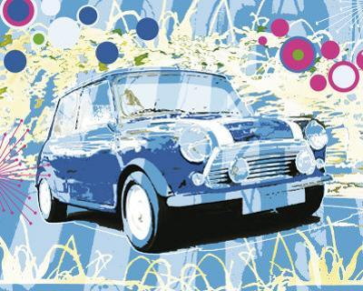 Vintage Mini Cooper by Michael Cheung