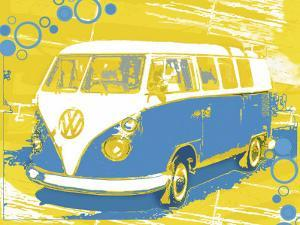 Vintage VW Bus by Michael Cheung