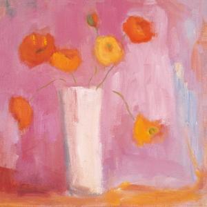 Mandarin Poppies by Michael Clark