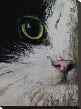 Tuxedo Cat by Michael Creese