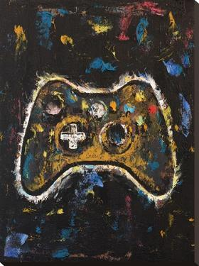 Video Gamer by Michael Creese