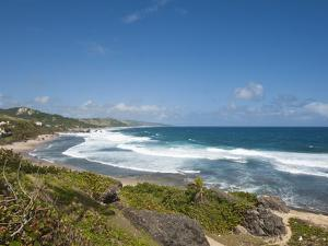 Bathsheba Beach, Barbados, Windward Islands, West Indies, Caribbean, Central America by Michael DeFreitas