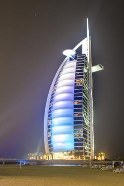 Burj Al Arab Hotel Dubai, United Arab Emirates by Michael DeFreitas