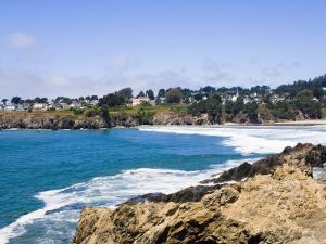 California's Picturesque Mendocino Coast, California, United States of America, North America by Michael DeFreitas