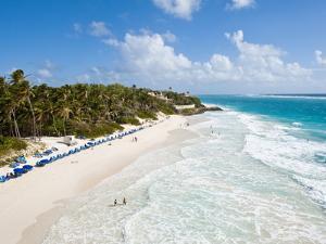 Crane Beach at Crane Beach Resort, Barbados, Windward Islands, West Indies, Caribbean by Michael DeFreitas