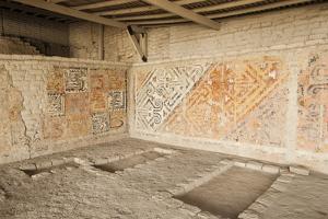 El Brujo Archaeological Complex Near Trujillo, Peru, South America by Michael DeFreitas