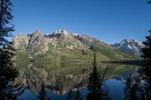 Jenny Lake, Grand Teton National Park, Wyoming, United States of America, North America by Michael DeFreitas