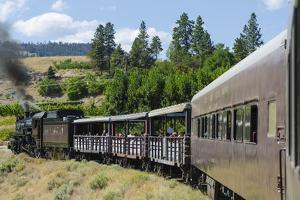 Kettle Valley Steam Railway, Summerland, British Columbia, Canada by Michael DeFreitas