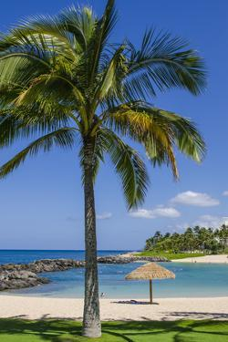 Ko Olina Beach, West Coast, Oahu, Hawaii, United States of America, Pacific by Michael DeFreitas