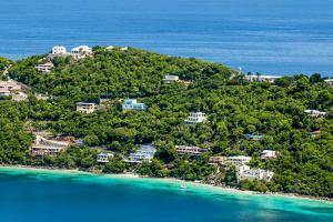 Magens Bay, St. Thomas, US Virgin Islands. by Michael DeFreitas