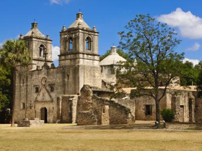 Mission Concepcion, San Antonio, Texas, United States of America, North America by Michael DeFreitas