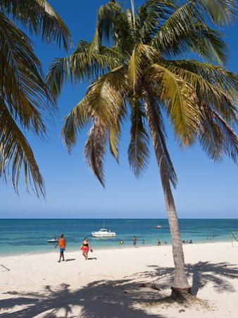 Playa Ancon, Trinidad, Cuba, West Indies, Caribbean, Central America by Michael DeFreitas