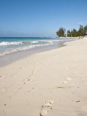 Rockley Beach, Barbados, Windward Islands, West Indies, Caribbean, Central America by Michael DeFreitas