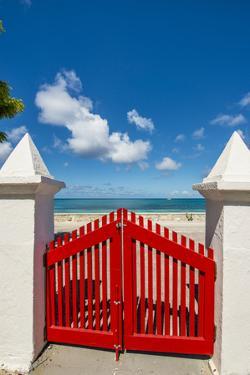 Saint Mary's Anglican Church, Cockburn Town, Grand Turk Island, Turks and Caicos Islands, Caribbean by Michael DeFreitas